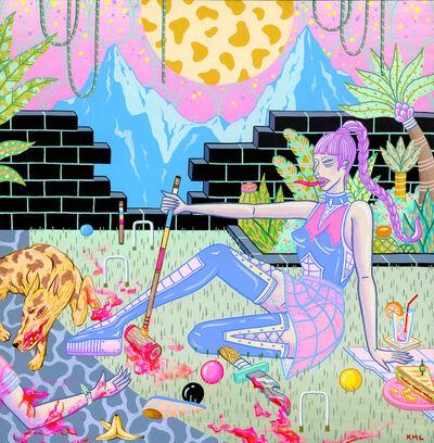 Kristen Liu-Wong, 'Don't Fuck Up My Game', 2017
