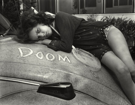"""Sally Mann, 'Untitled from the """"At Twelve"""" Series, Ianna and Doom', 1983-1985"""