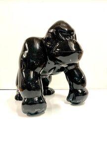 FRÉDÉRIC AVELLA, 'Gorilla Donkey Black', 2019