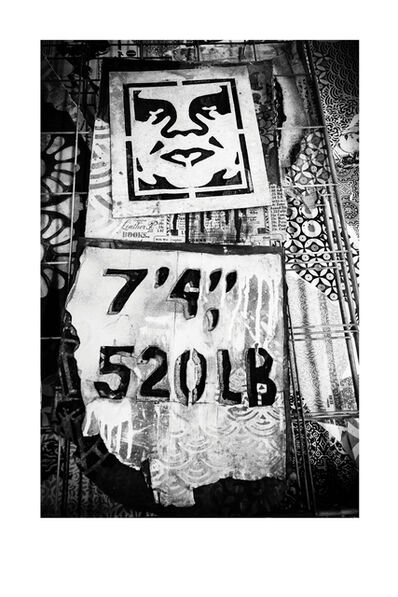 "Jon Furlong, 'Icon 7'4"" 520', 2015"