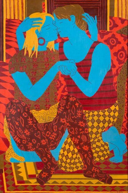 Norman Gilbert, 'Embrace II', 1971