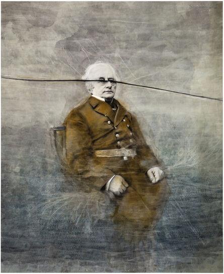 Miikka Vaskola, 'Man with a Broken Horizon', 2015