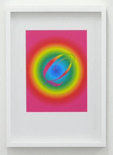 David McDiarmid, 'Q', 1994 / 2012