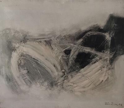 Léon Zack, 'Composition Abstraite', 1964