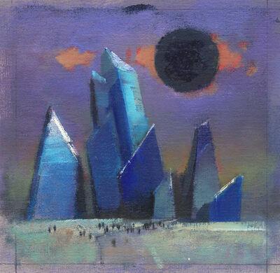 John Harris, 'Eclipse Over the Crystal Plain', 2014