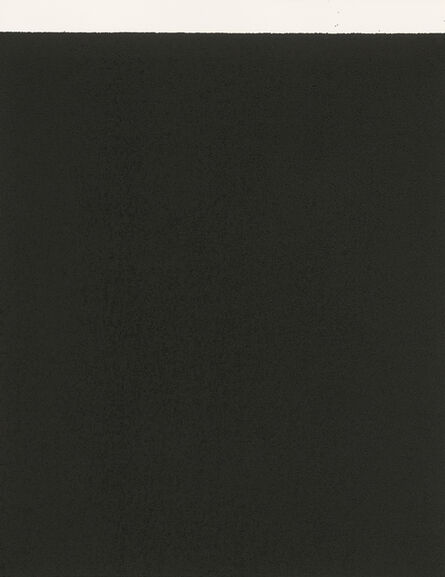 Richard Serra, 'Ballast II', 2011