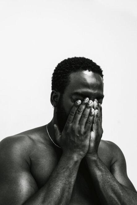 """Jah Grey, '""""Man Up"""" series', 2018"""