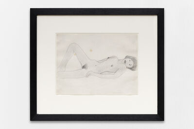 Tom Wesselmann, 'Drawing for Sarah Nude', 1963