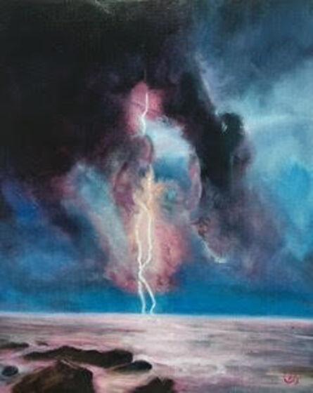 Richard Morris, 'Lightning', 2019