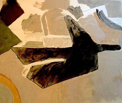 Georges Braque, 'Blackbird', 1967