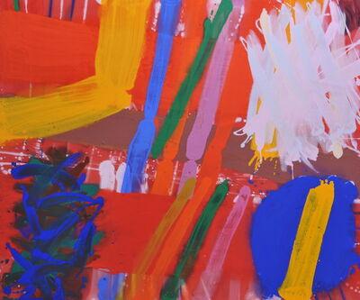 Albert Irvin RA, 'Beaumont', 1988