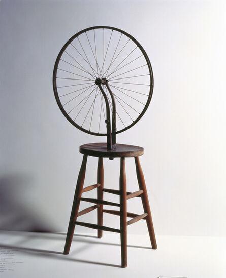 Marcel Duchamp, 'Bicycle Wheel', 1963