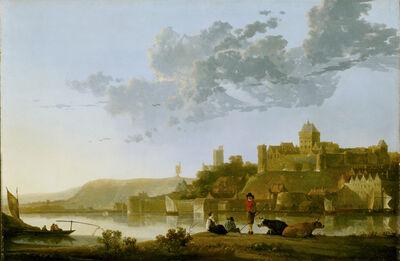 Aelbert Cuyp, 'The Valkhof at Nijmegen', ca. 1652-1654