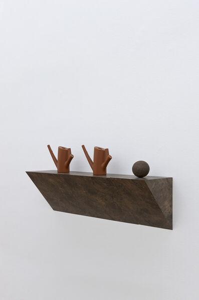 Haim Steinbach, 'Canonical Status', 2012
