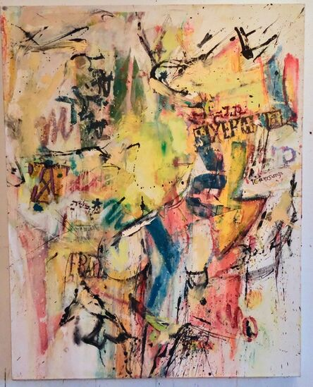 Hilda O'Connell, 'Palimpsest', 2018