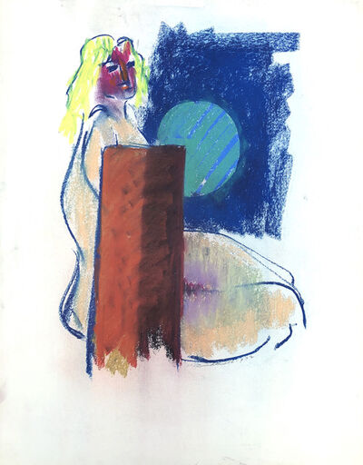 Hans Burkhardt, 'Untitled 055', 1972