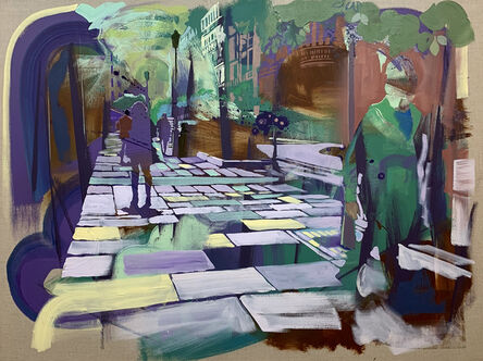 Andrew Fish, 'Vanishing Point', 2018