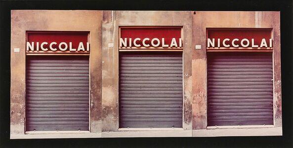 Luigi Ghirri, 'Modena (Serie: Catalogo)', 1971