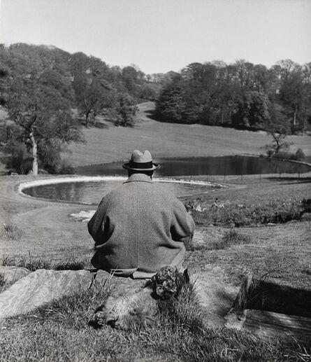 Philippe Halsman, 'Winston Churchill', 1951