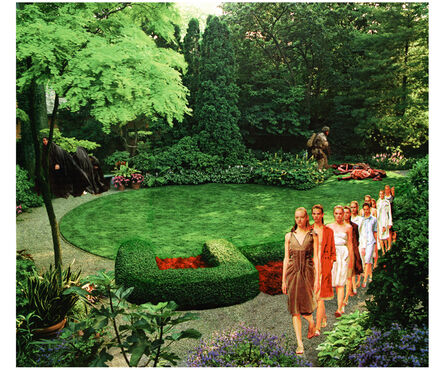 Martha Rosler, 'Back Garden', 2004