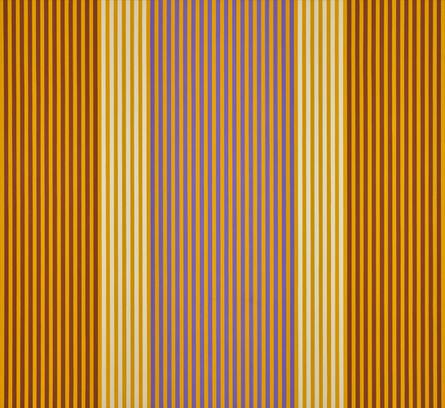 Karl Benjamin, '#10', 1978