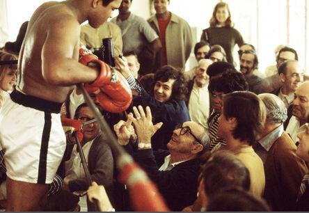 Thomas Hoepker, 'Muhammad during training in Chris Dundees' gym', 1966