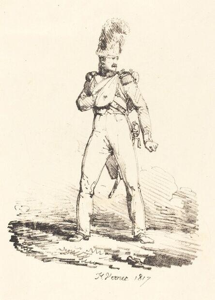 Horace Vernet, 'Grenadier', 1817