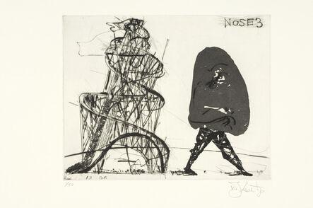 William Kentridge, 'Nose 3', 2007