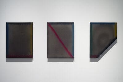 Colby Bird, 'Redacted Christmas Paintings', 2014
