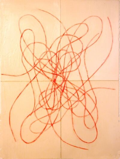Robin Hill, 'Drawing the Line #4', 2008