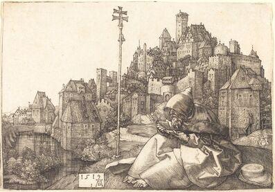 Albrecht Dürer, 'Saint Anthony Reading', 1519