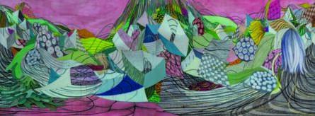 Si Jae Byun, 'Movement of life', 2016