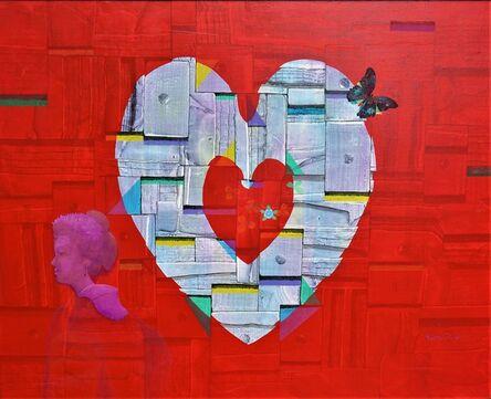 Norito Udagawa, 'Heart', 2016