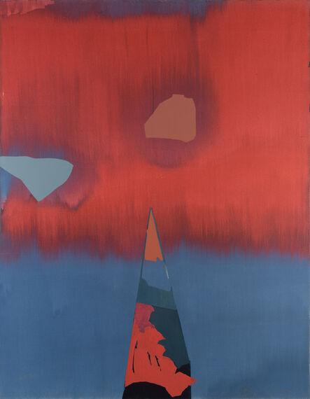 Dorothy Hood, 'Figure at Dusk', n.d.