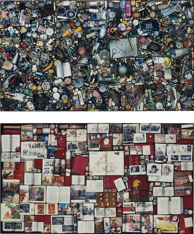 Hong Hao 洪浩, 'Two works: (i) My Things No. 3; (ii) My Things No. 6 The Hangover of Revolution in my Home', 2001-2002