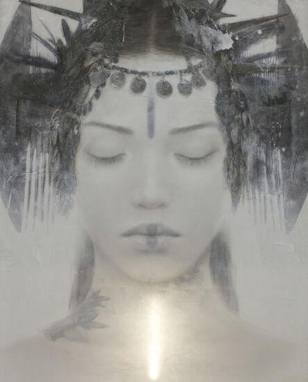 Rómulo Royo, 'Goddesses of Nibiru XII', 2014