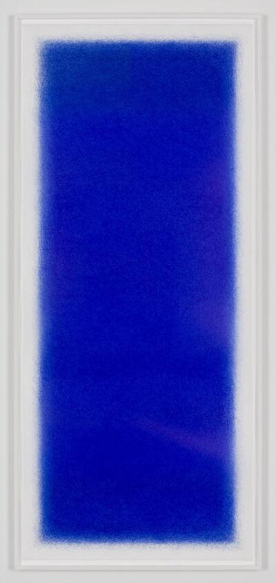 Irma Blank, 'Ur-schrift ovvero Avant-testo 21-7-03', 2003