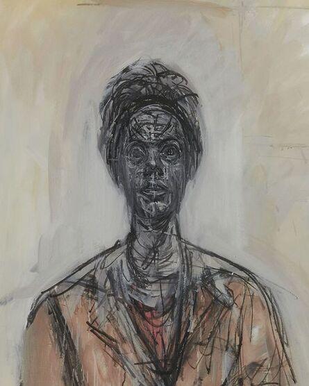 Alberto Giacometti, 'Caroline', 2016