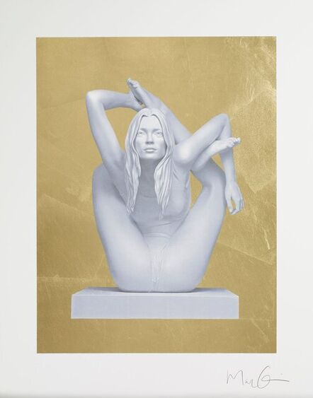 Marc Quinn, 'Sphinx (Gold Leaf)', 2012