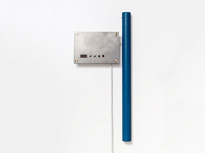 Stian Korntved Ruud, 'ms Clock #01', 2017
