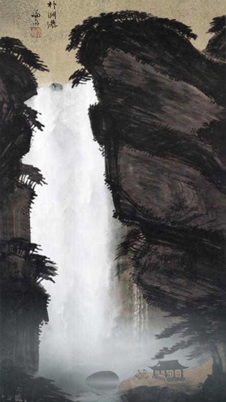 Lee Lee Nam, 'Parkyeon Waterfall (55-inch)', 2017