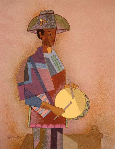 Romeo Tabuena, 'Drummer', ca. late 20th century