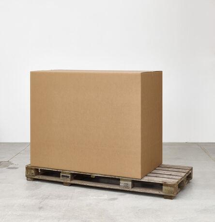 E.B. Itso, 'Cardboard Box I', 2015
