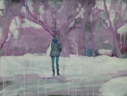 Viviane Silvera, 'On My Way', 2014