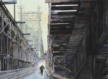 John Salminen, 'Queensboro Bridge'