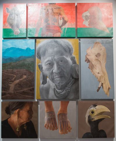 Tan Wei Kheng, 'Voices of Hope', 2013