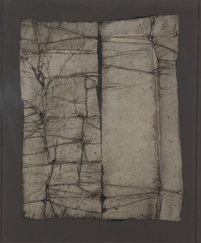 Christo, 'Surface d'Empaquetage', 1961