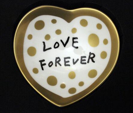 Yayoi Kusama, 'Love Forever (VIP Gold Edition)', 2017