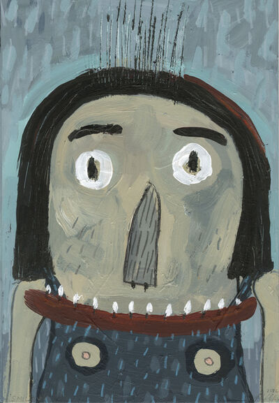 Karlien de Villiers, 'Smiley', 2016
