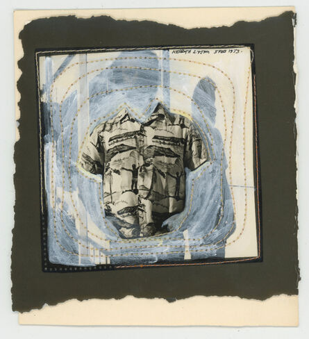 Keith A. Smith, 'Postcard: 2:45 PM; 5 Feb 1973', 1973